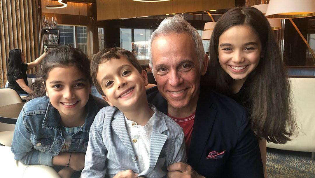 Geoffrey Zakarian S Wife Everything You Need To Know About Margaret
