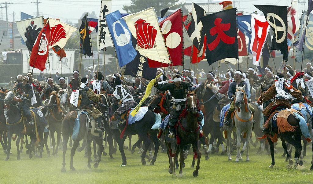 samurai show featured