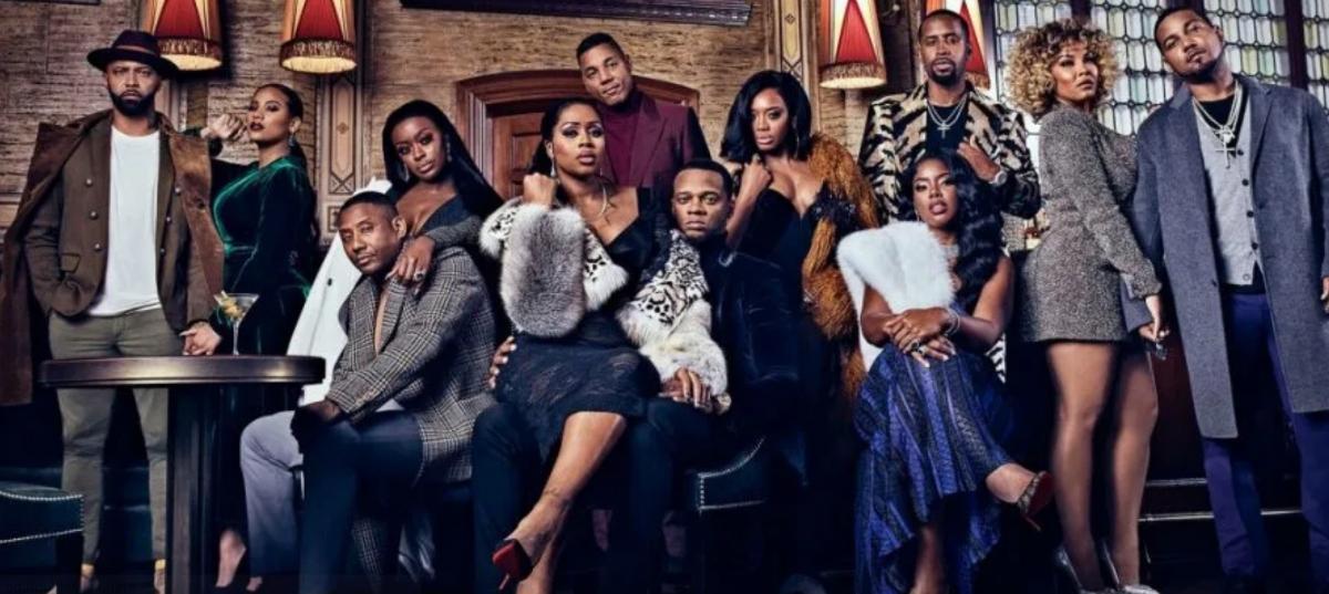 Cast of Love & HIp Hop: New York