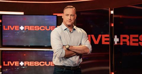 Live Rescue Host Matt Iseman