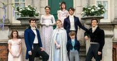 The cast of 'Bridgerton'