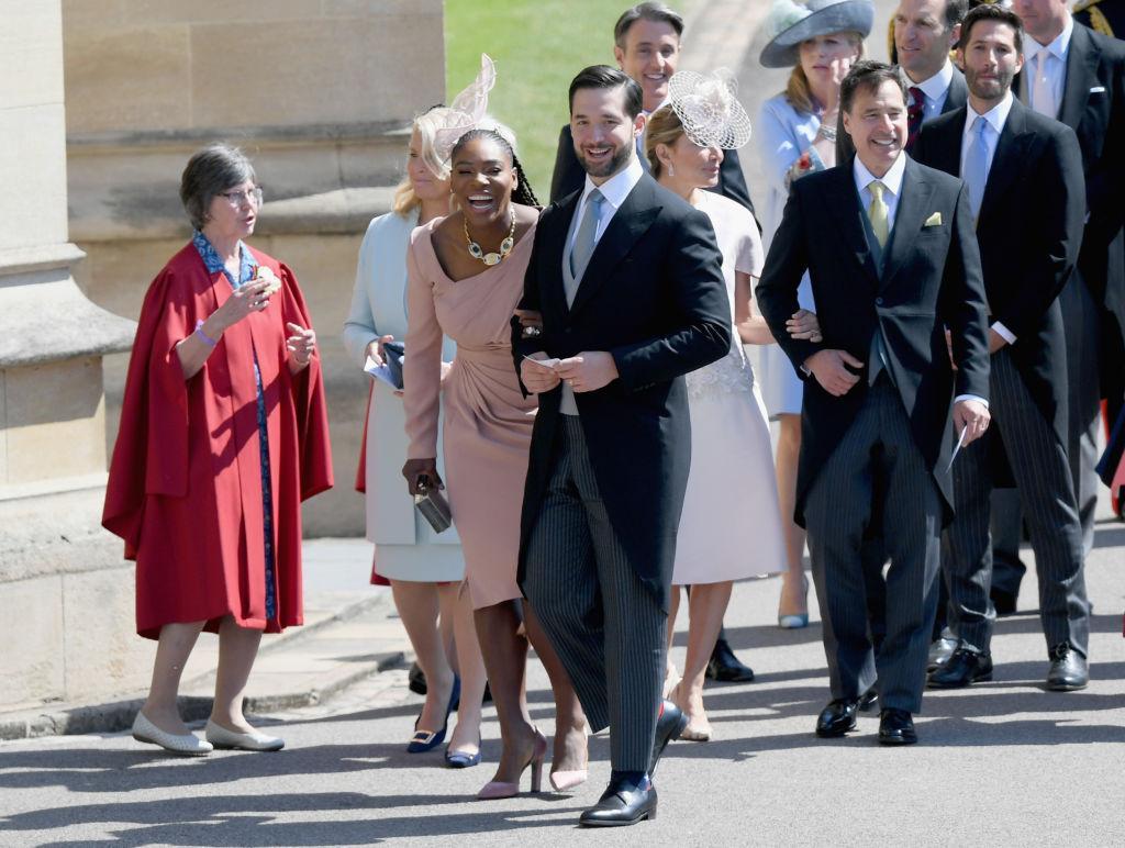 serena williams royal wedding