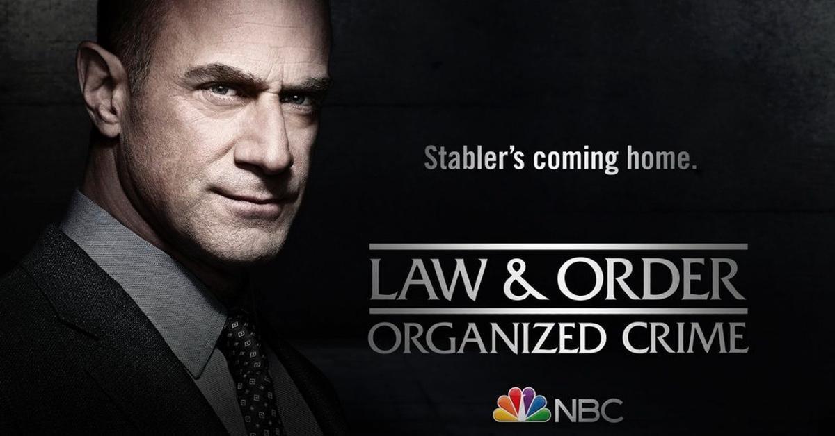 《法律与秩序:有组织犯罪》