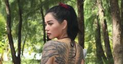 Bella Poarch tattoos