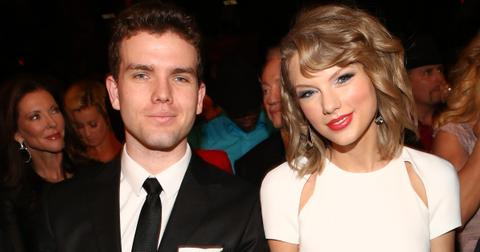 Is Taylor S Brother Austin Swift The Singer In A New Band Evidence