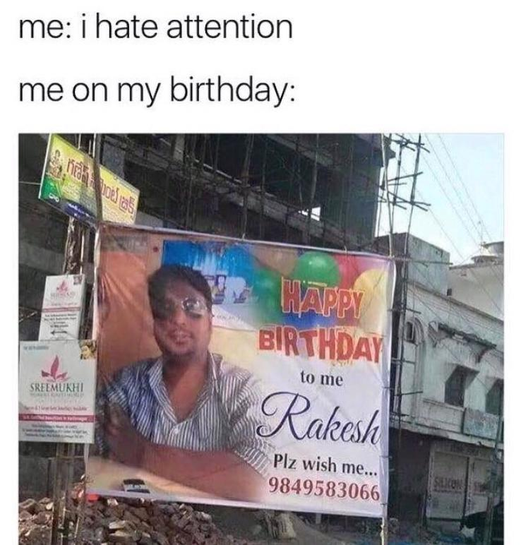 19 Birthday Memes To Wish Your Friends Or Yourself Many Happy Returns