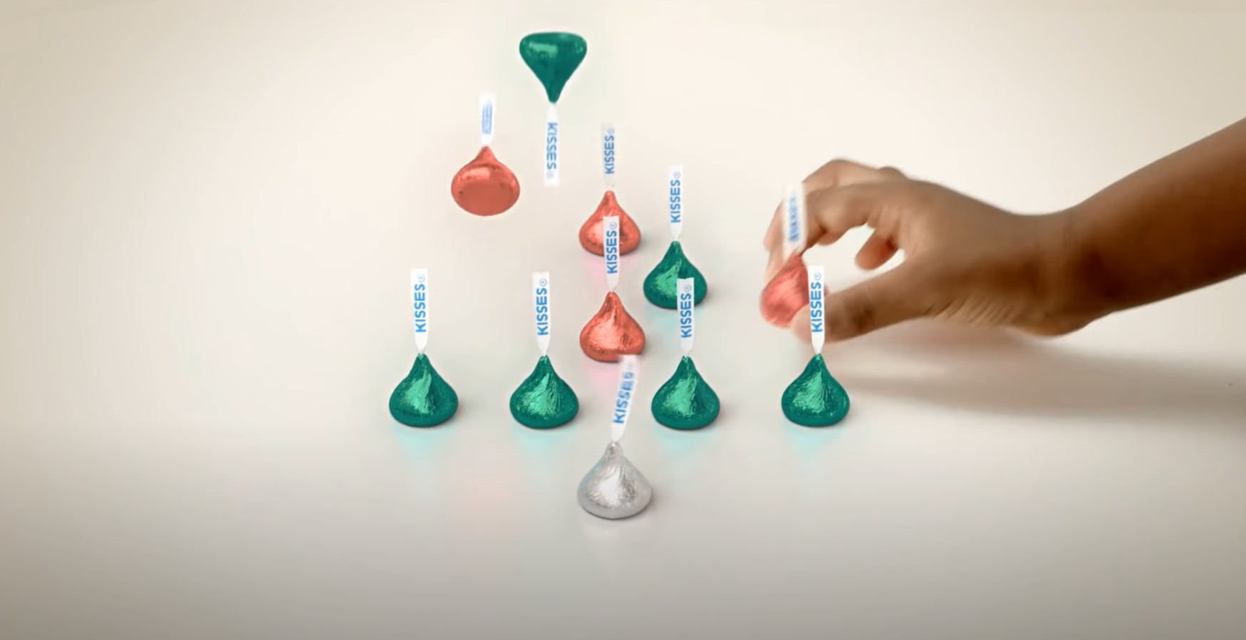 hershey kiss controversy bells