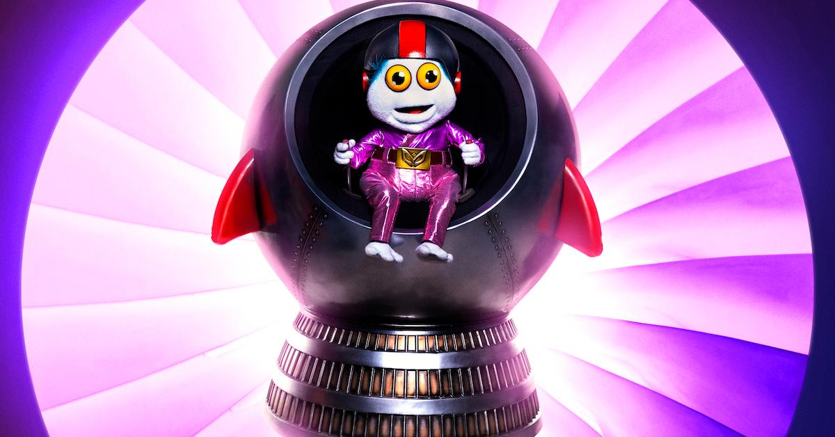who is baby alien the masked singer