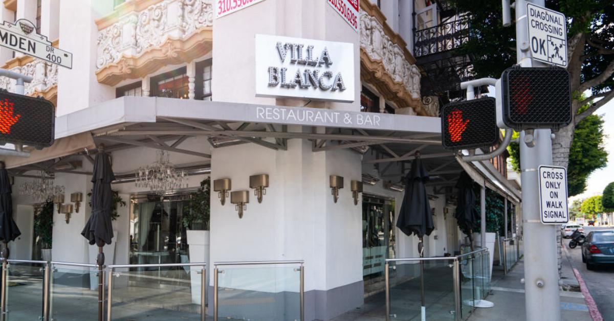 Which Vanderpump Restaurants Have Closed?
