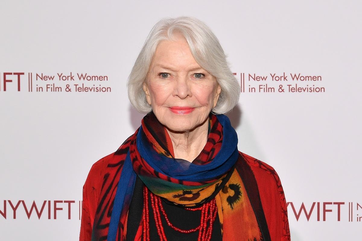 Ellen Burstyn attends the 39th Annual Muse Awards at the New York Hilton Midtown.