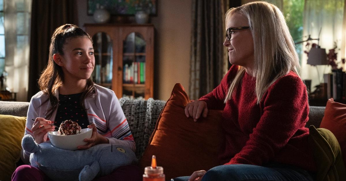 Trixie and Linda on 'Lucifer.'