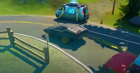 When Are Cars Coming To Fortnite They Ll Be In Battle Royale Soon