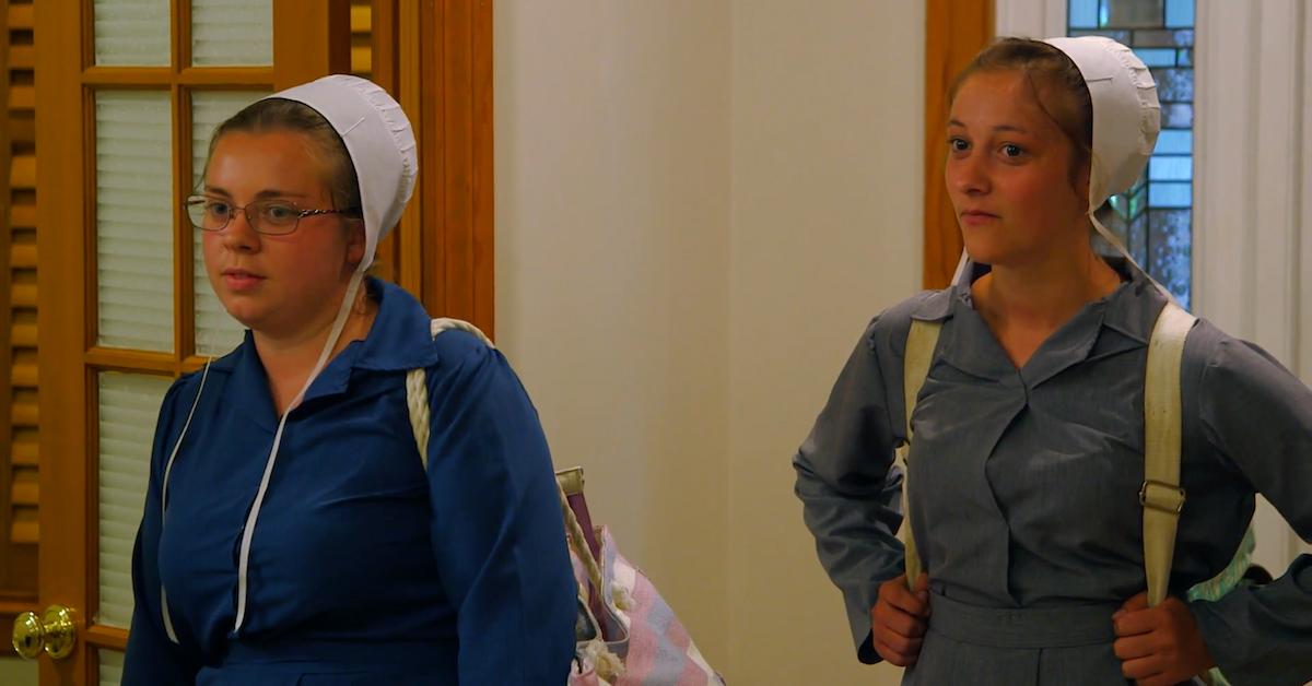 'Return to Amish' cast