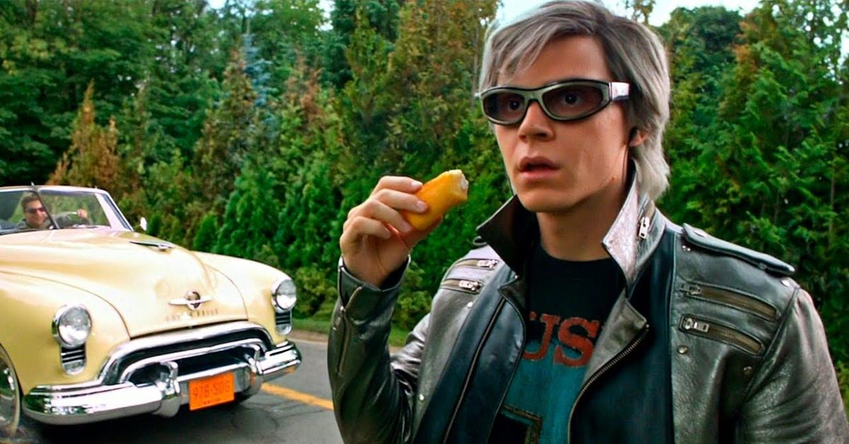 is quicksilver faster than the flash