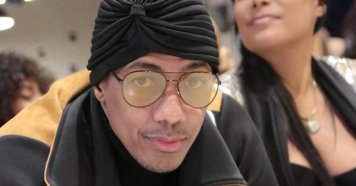 why does nick cannon wear turban