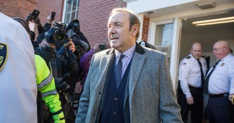 Kevin Spacey is not in jail in 2020