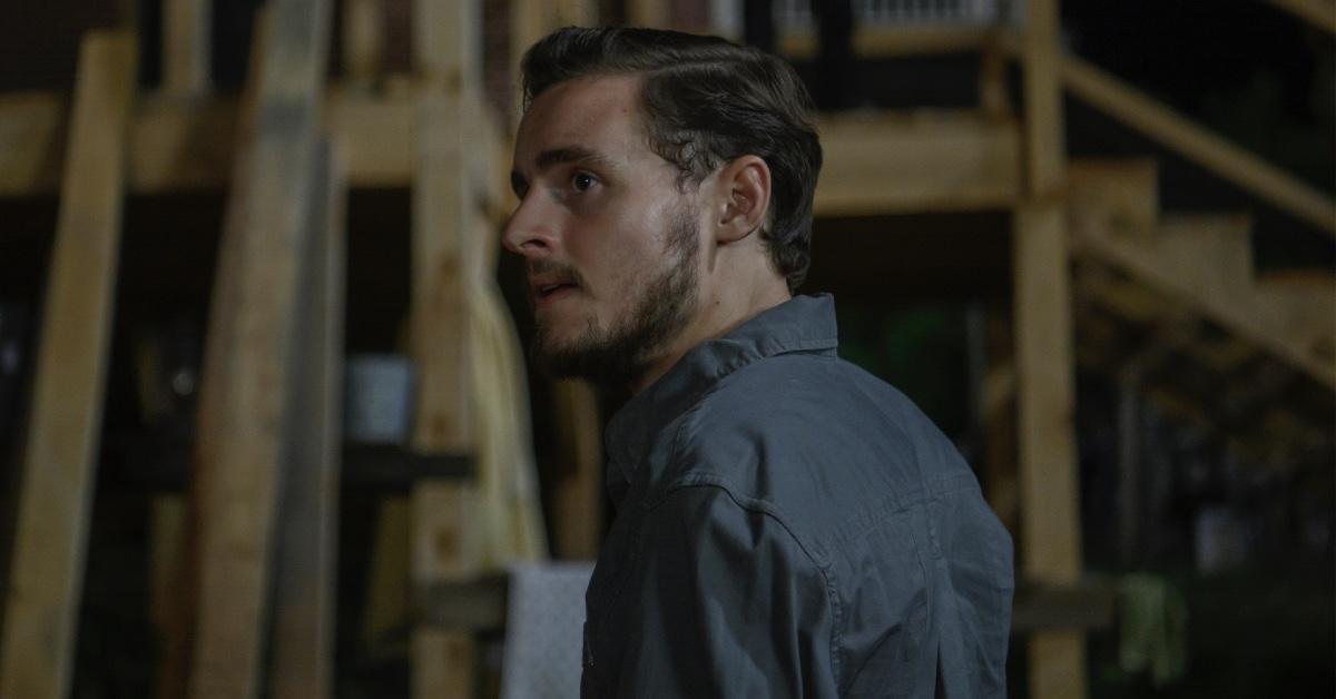 Alden in 'The Walking Dead.'