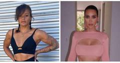 melissa alcantara kim kardashian fitness