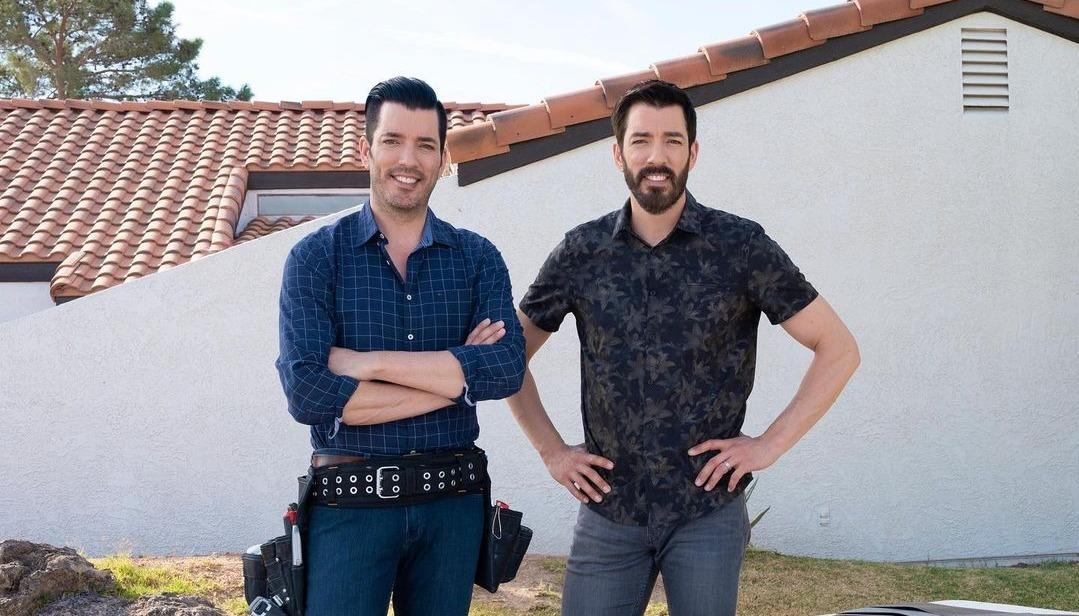Jonathan and Drew Scott on 'Property Brothers'