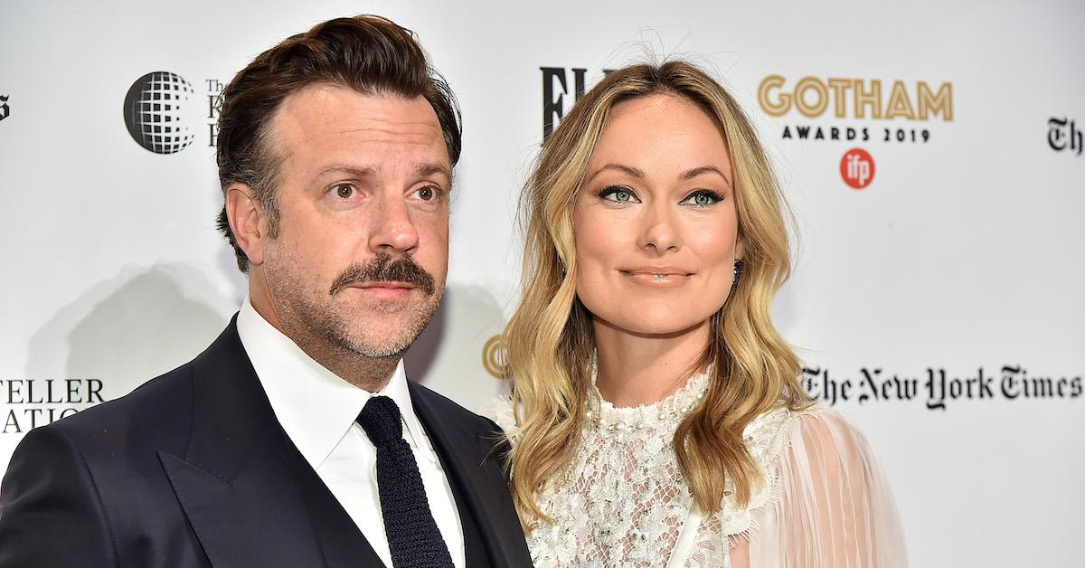 why did olivia wilde and jason sudeikis break up