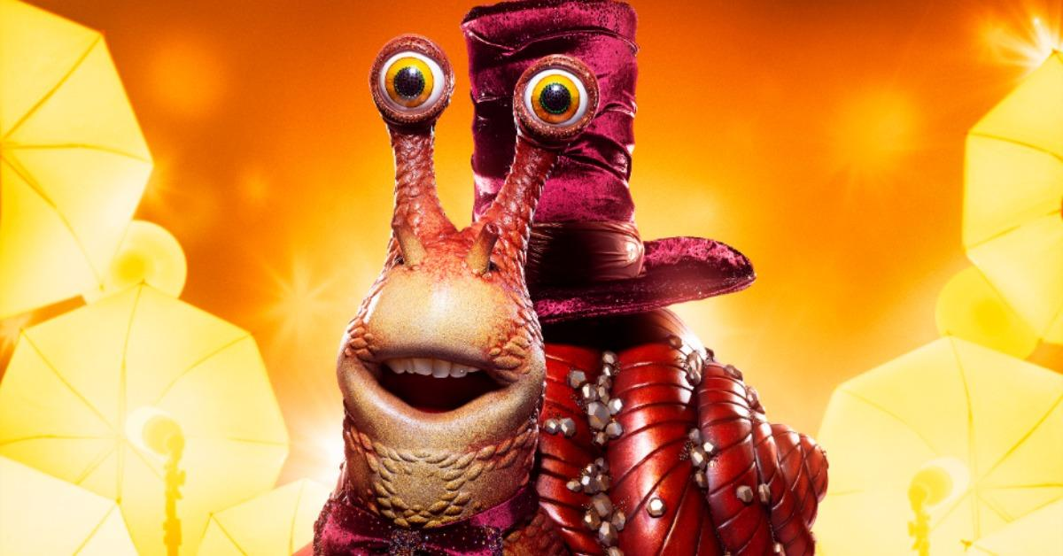 Snail from 'The Masked Singer'