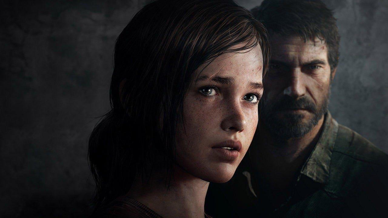Ellie and Joel from 'The Last of Us'