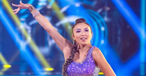 what happened jeannie mai dancing with the stars cover