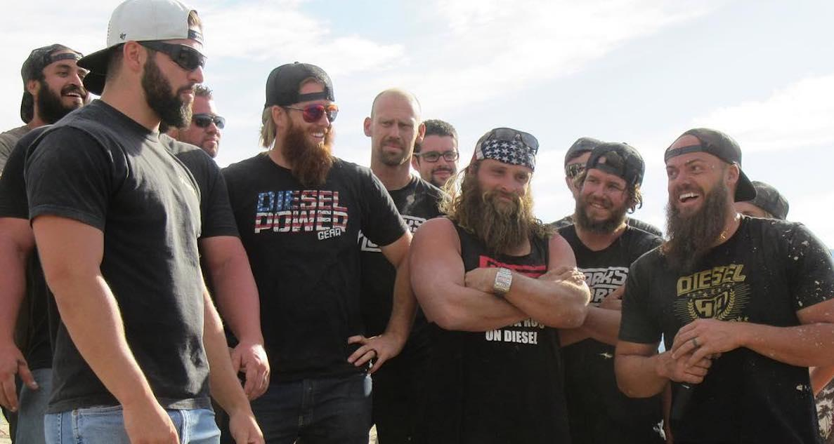 Diesel Brothers Cast >> Here S What The Diesel Brothers Look Like Without Their