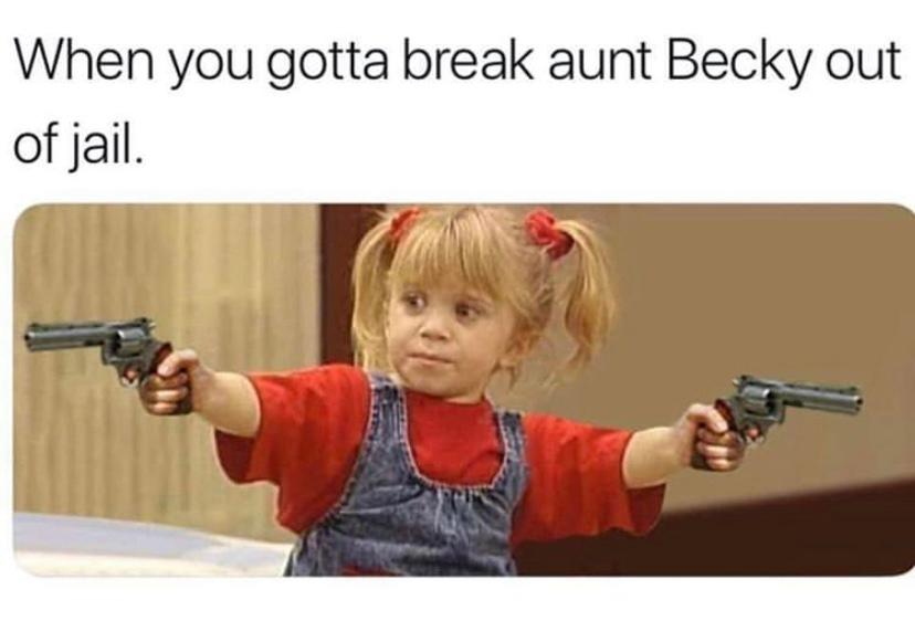 These Aunt Becky Memes William H Macy Memes And Lynette Memes
