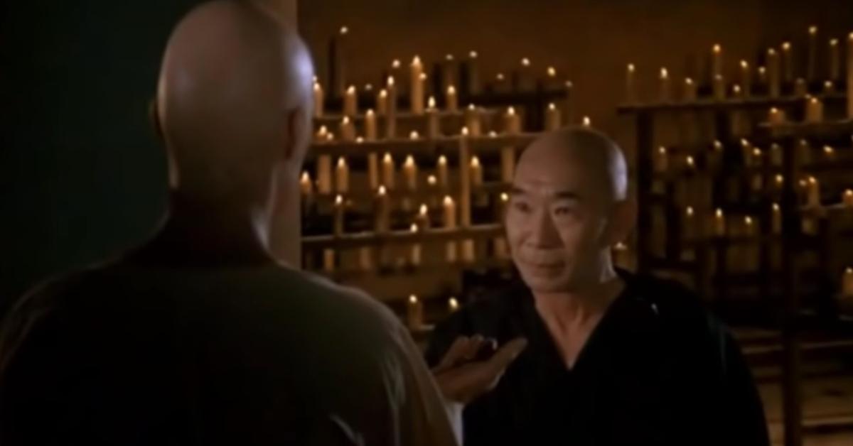 Keye Luke in 'Kung Fu'