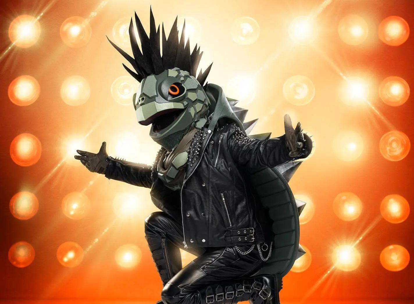 masked singer turtle