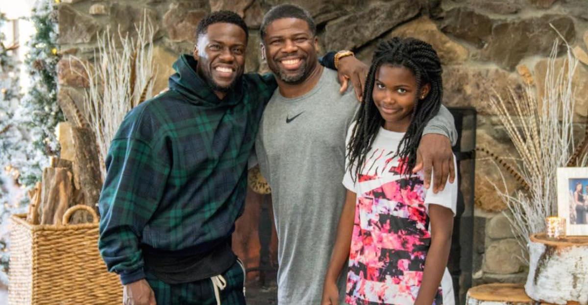 Kevin Hart Opens Up About His Brother's Emancipation in New Netflix Documentary