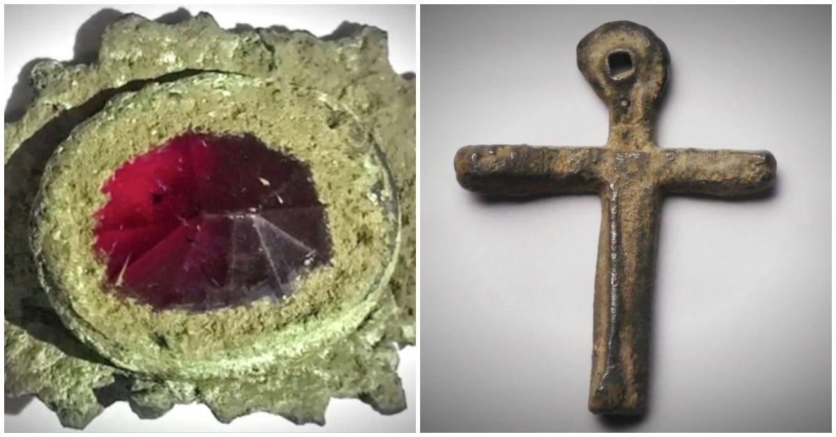 curse of oak island treasure