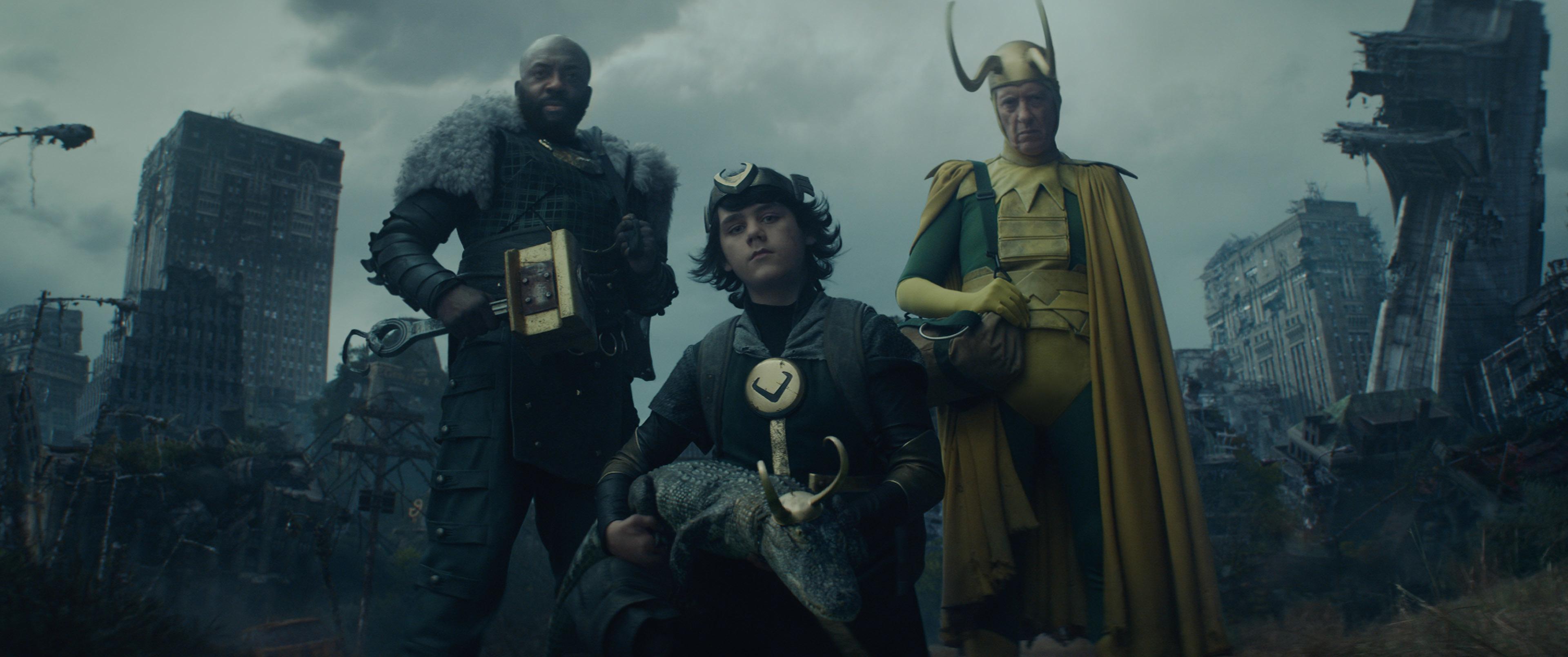 A List of All the Loki Variants We've Met so Far