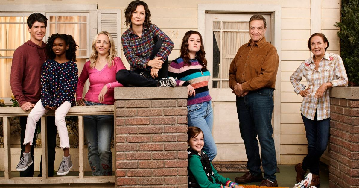 'The Conners' cast
