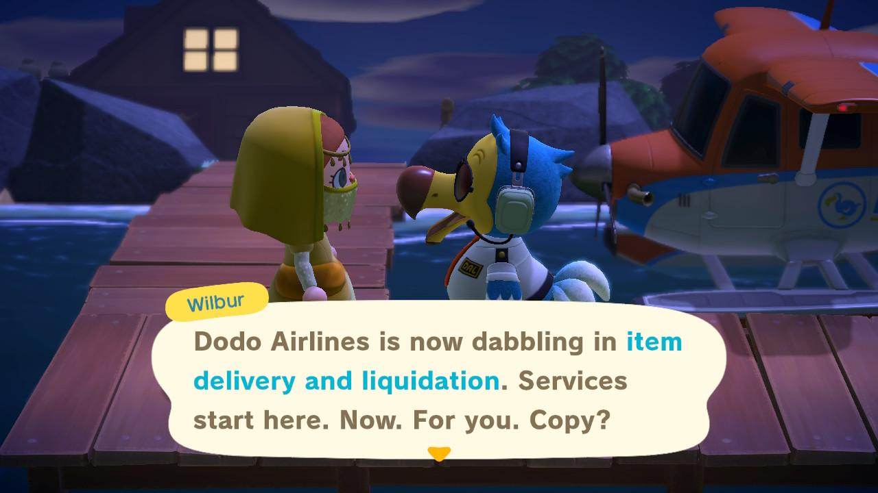 Dodo Delivery Just Made Island Excursions So Much Easier for 'Animal Crossing' Players