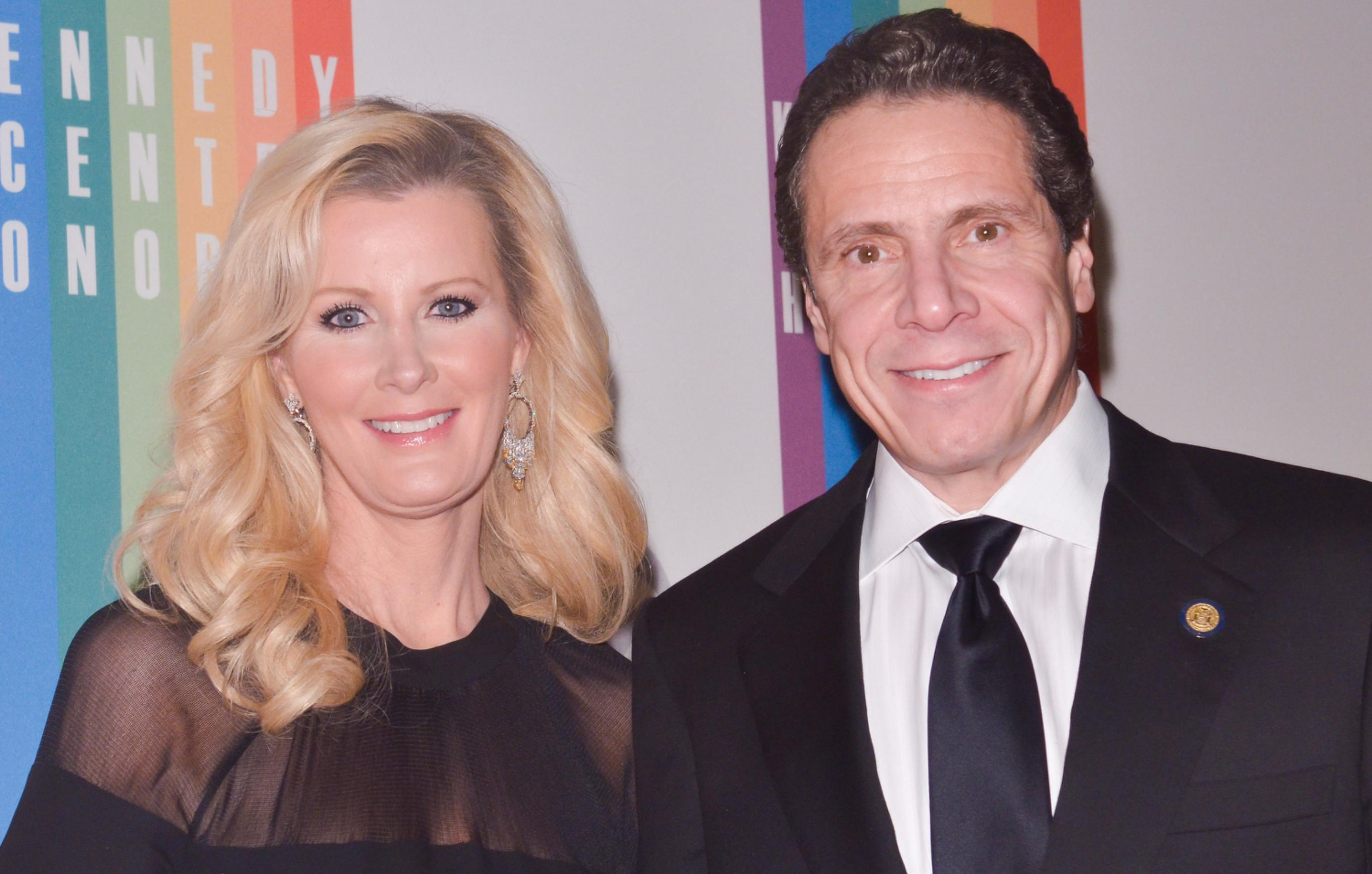 Is Andrew Cuomo Married The Ny Governor Has Been Divorced Since 2005