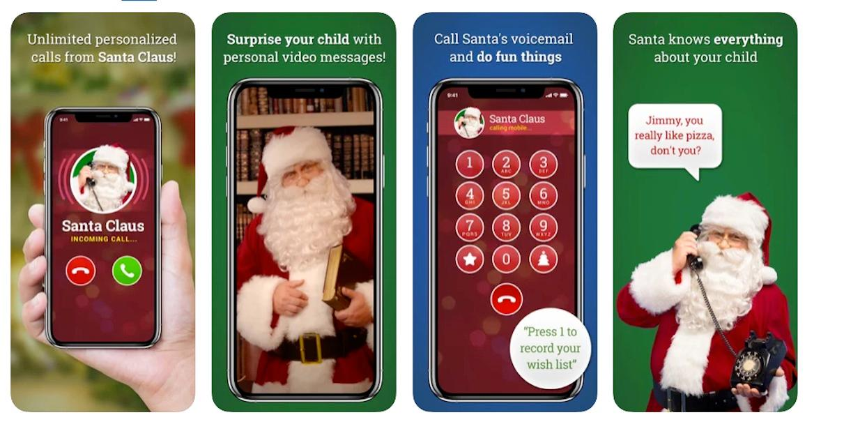 call santa bad kids