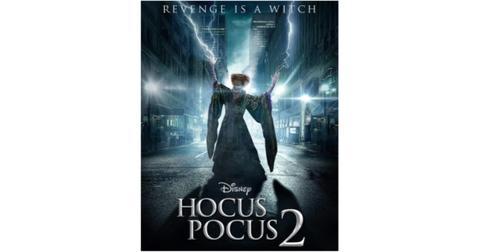 Hocus Pocus 2 Disney Plus Release Date And Movie Details For Fans