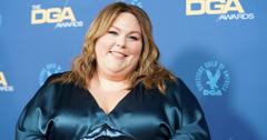 'This Is Us' star Chrissy Metz.