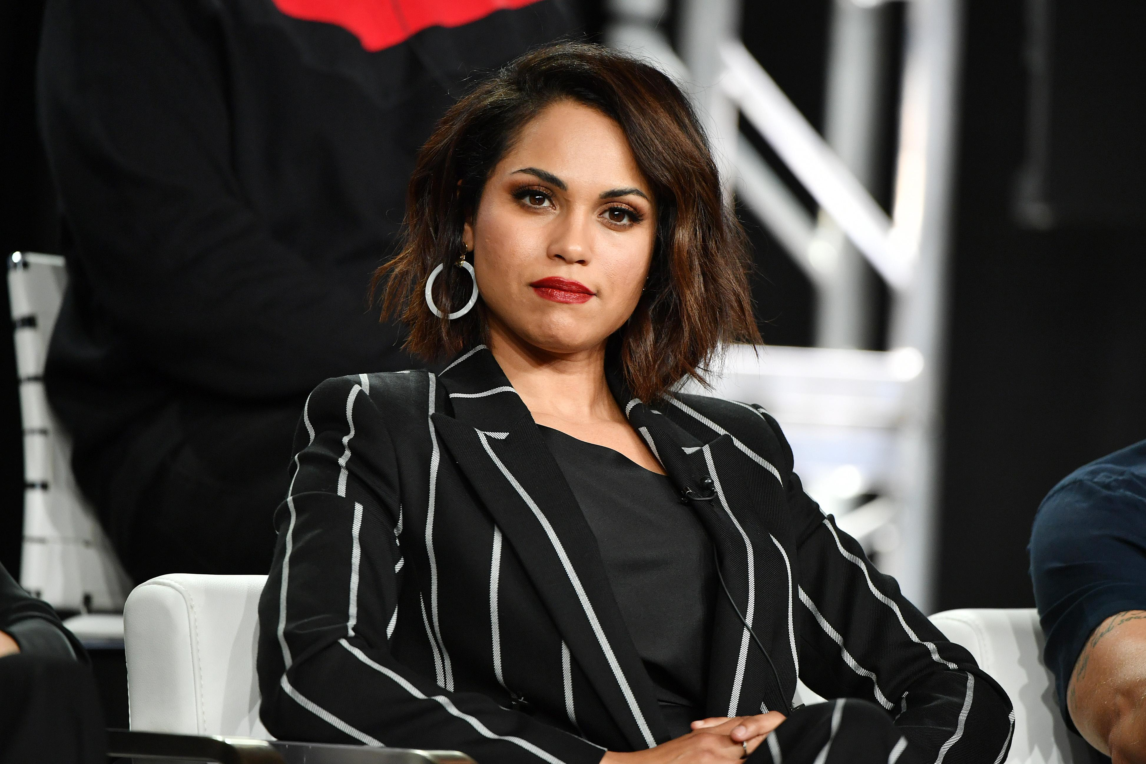Is Monica Raymund Gay Like Jackie Quinones on 'Hightown'? Not Exactly