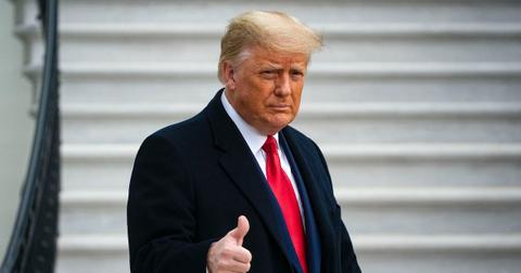 donald trump invoke the th