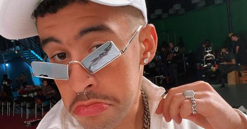 does bad bunny have tattoos