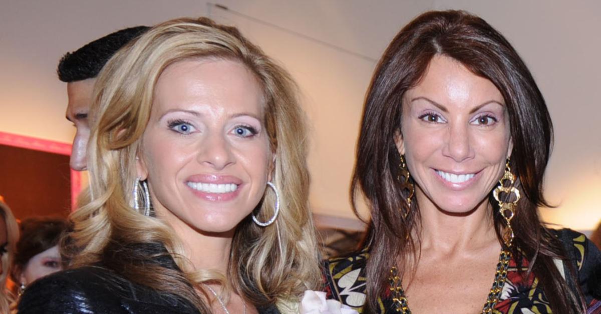 Dina Manzo and Danielle Staub
