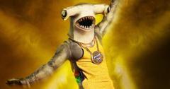 The Hammerhead Shark on The Masked Dancer