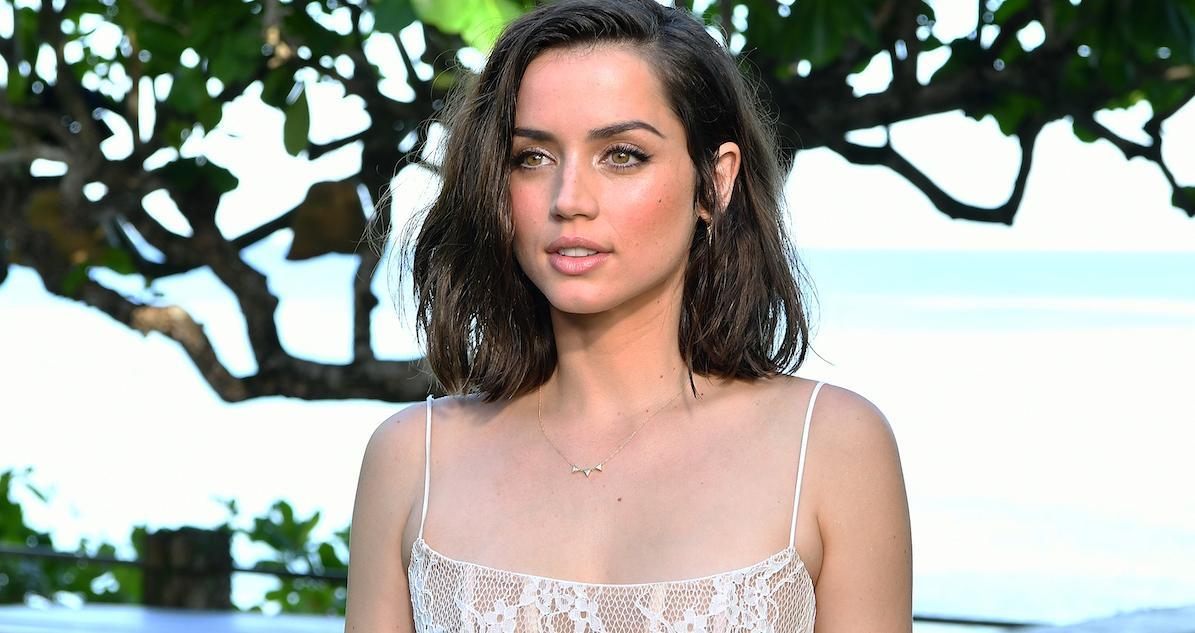 Who Is the New 'Bond' Girl Ana De Armas? Meet the Cuban ...