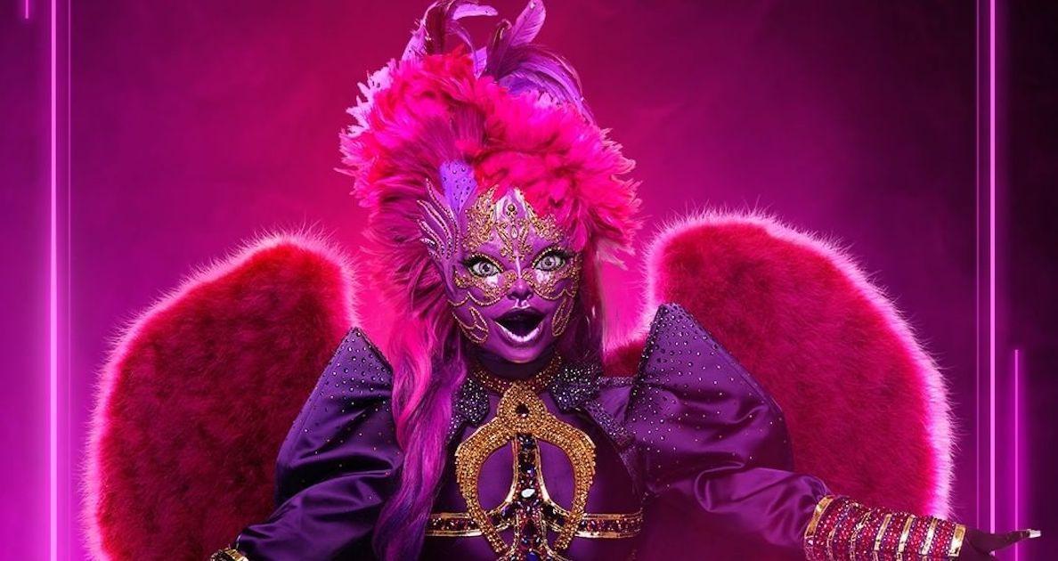 night angel masked singer