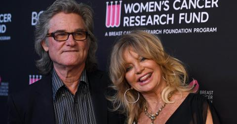 are goldie hawn and kurt russell still together
