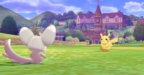Pokemon Home And Sleep Announced Along With A Very Special