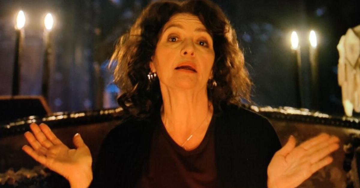 Aida Turturro in 'What We Do In The Shadows'